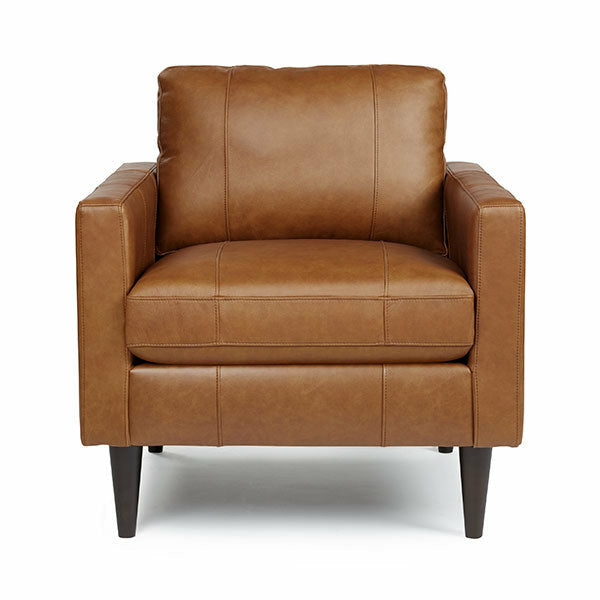 Trafton Leather Chair - Chapin Furniture