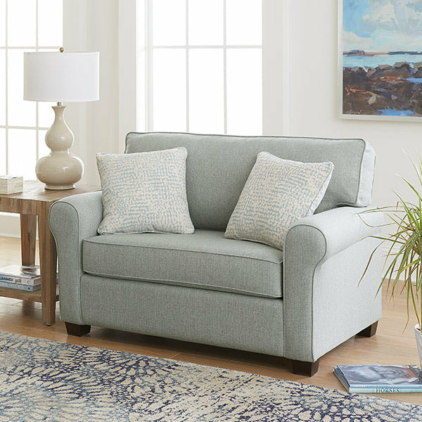 Shannon Chair And A Half With Sleeper- Customizable - Chapin Furniture