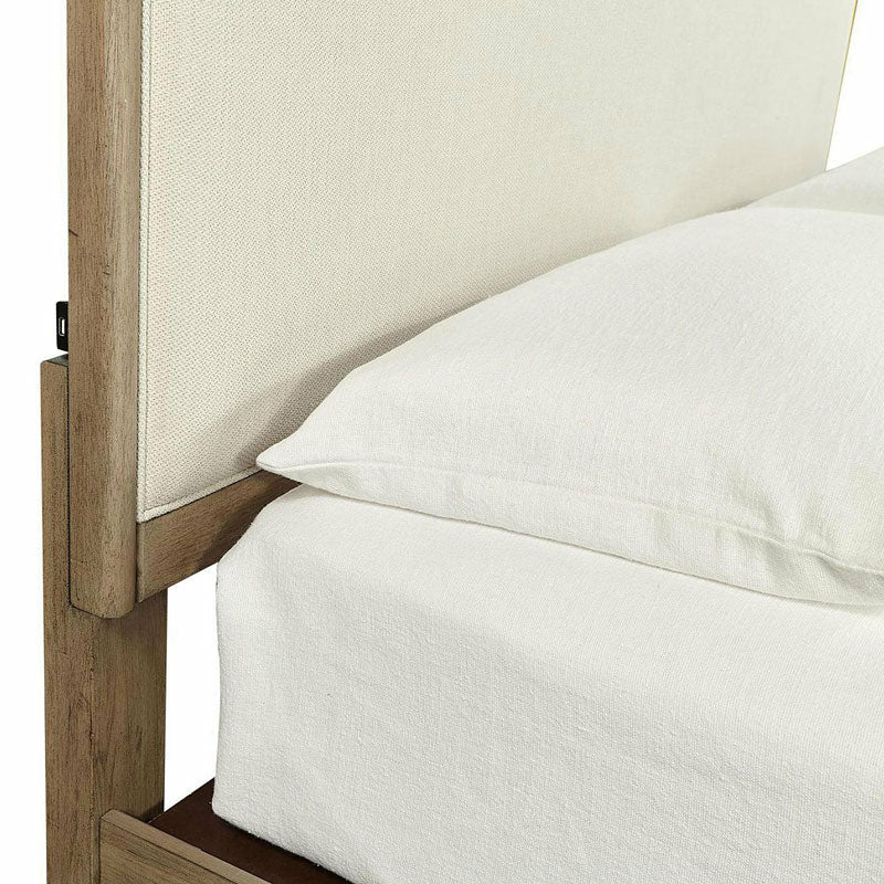 Provence Upholstered Bed - Chapin Furniture