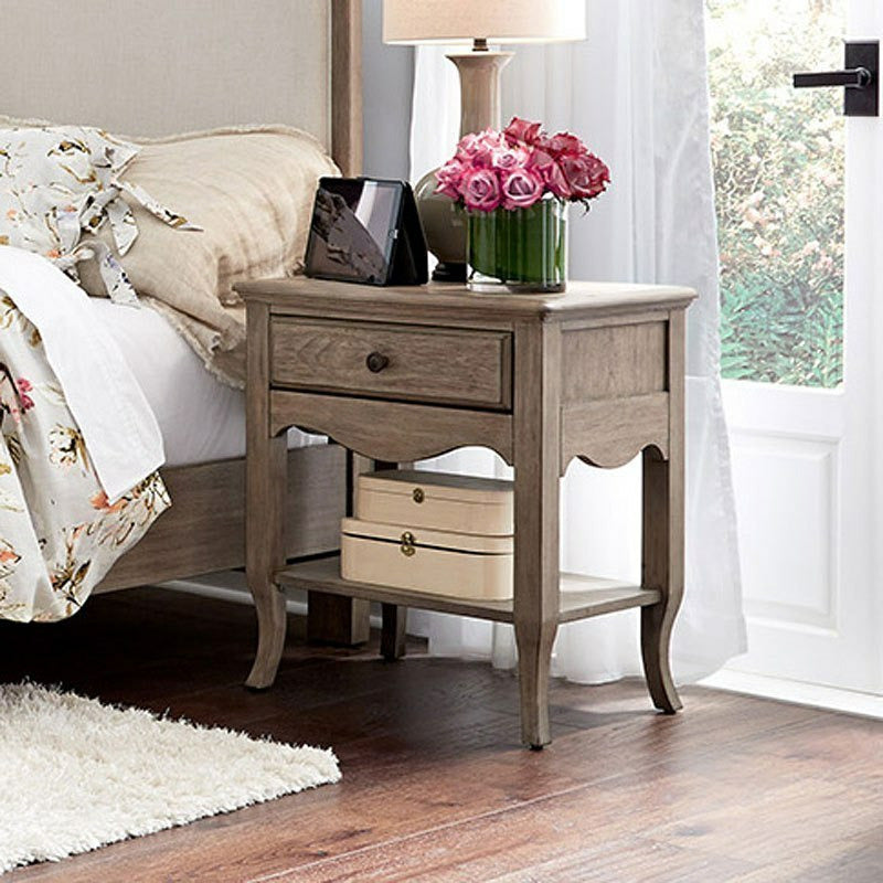 Provence One Drawer Nightstand - Chapin Furniture