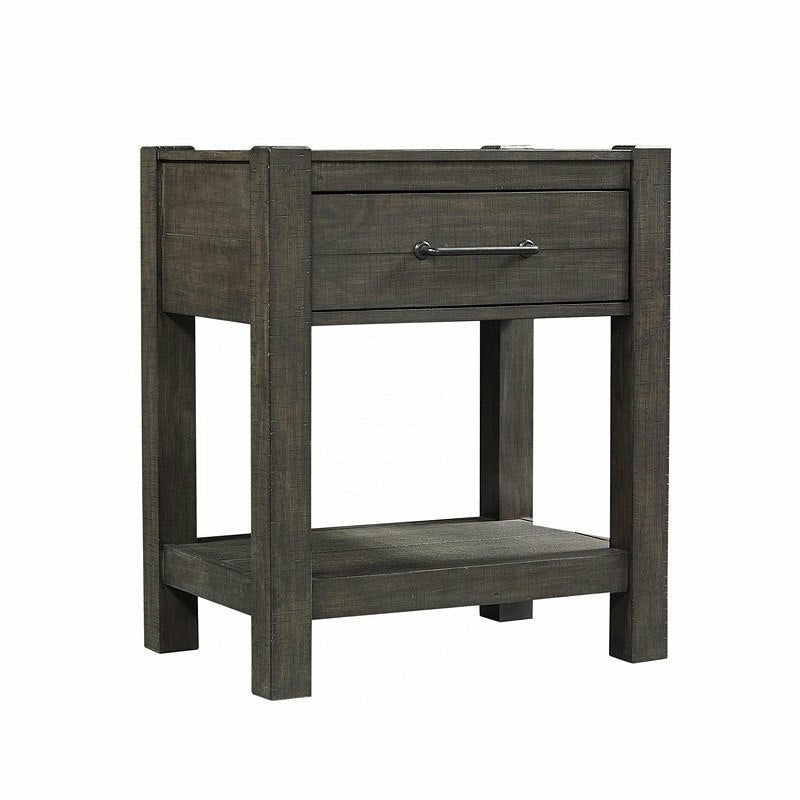 Mill Creek 1 Drawer Nightstand - Chapin Furniture