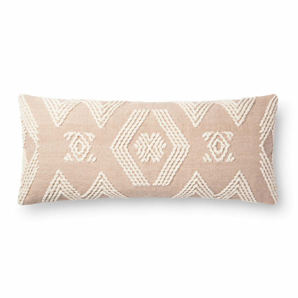 Magnolia Home Emerson Sand/Ivory Pillow - Chapin Furniture
