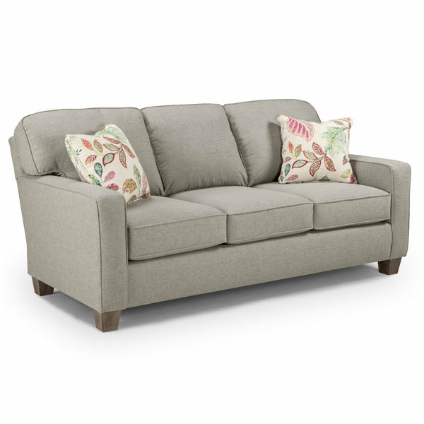 Annabel Track Arm Sofa-Customizable - Chapin Furniture