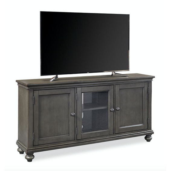 "Oxford 65"" TV Console- Multiple Finish Options - Chapin Furniture"