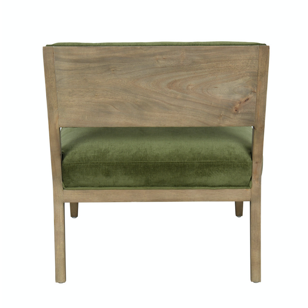 Zane Accent Chair Green - Chapin Furniture