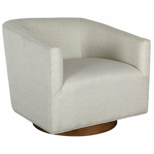 Leonard Swivel Accent Chair -Multiple Colors - Chapin Furniture
