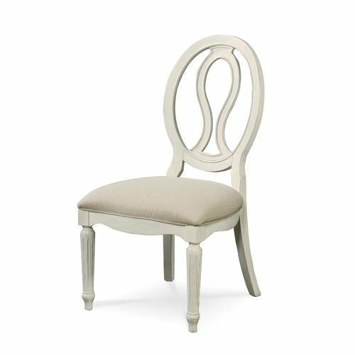 Summer Hill Pierced Side Chair - Chapin Furniture