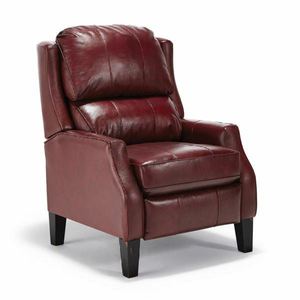 Pauley 1 Power Leather Recliner - Chapin Furniture