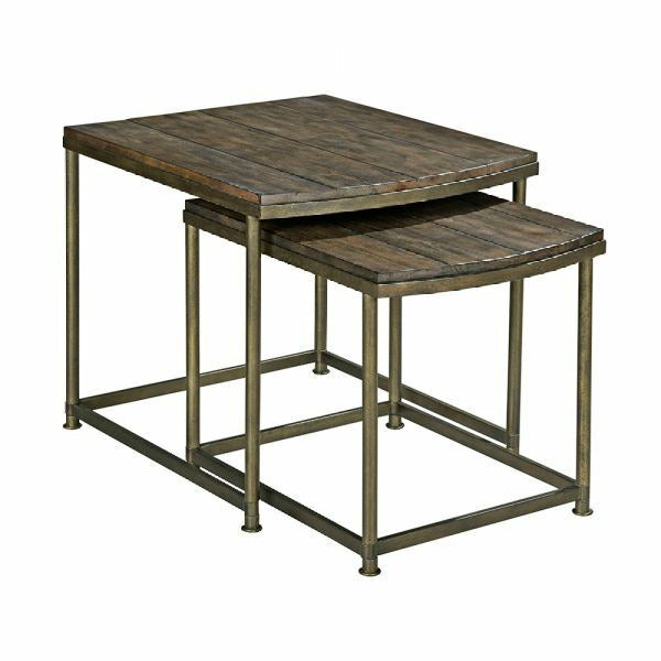 Leone Nesting End Tables