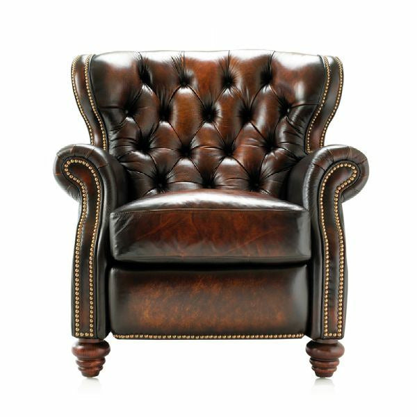 Marquis Leather Recliner - Chapin Furniture