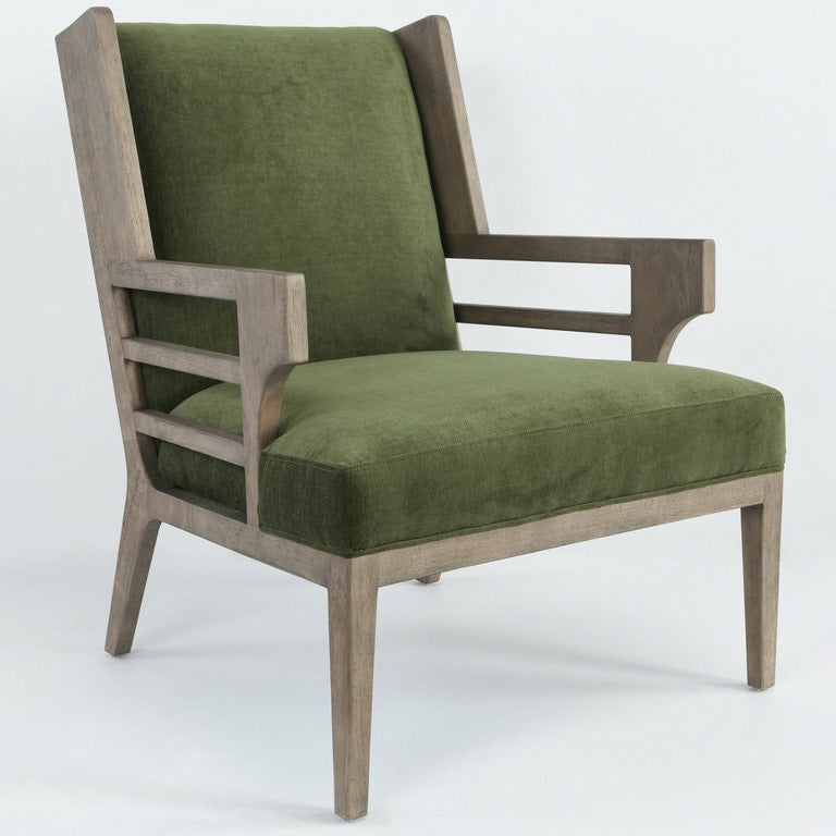 Carlson Accent Chair Green - Chapin Furniture