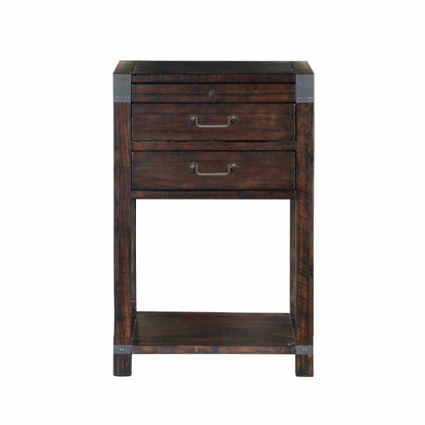 Pine Hill Open Nightstand - Chapin Furniture