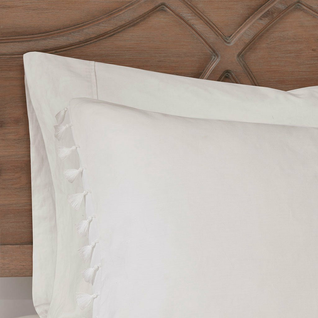 Lillian Cotton Duvet Cover Set - Chapin Furniture
