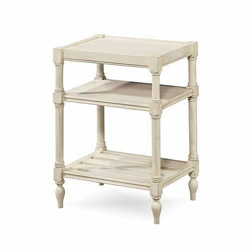 Summer Hill Chair Side Table - Chapin Furniture