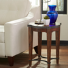 Trisha Yearwood Home Ginkgo Chairside Table- Coffee