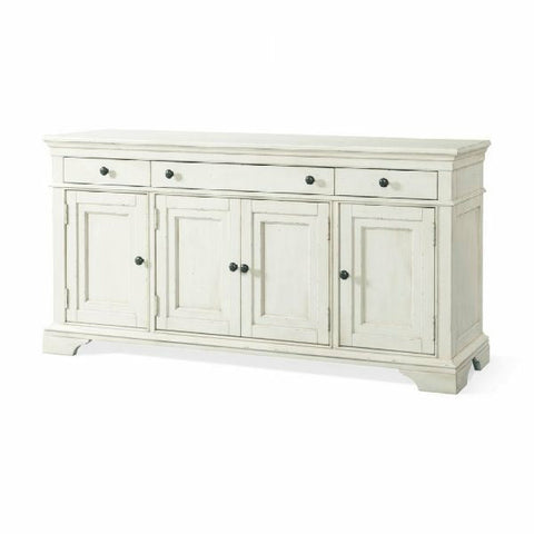 Trisha Yearwood Prizefighter Console- Off White