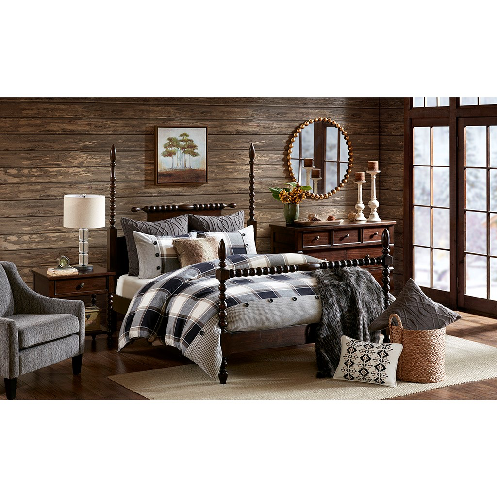 Urban Cabin Cotton Jacquard Comforter Set - Chapin Furniture