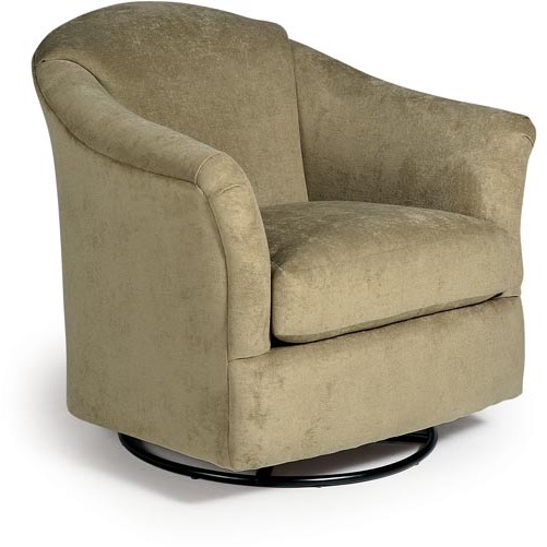 Darby Swivel Glider - Chapin Furniture