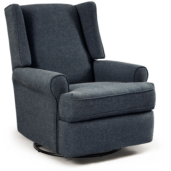 Logan Swivel Glider Recliner - Chapin Furniture