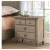 Myra 3 Drawer Nightstand- Multiple Colors