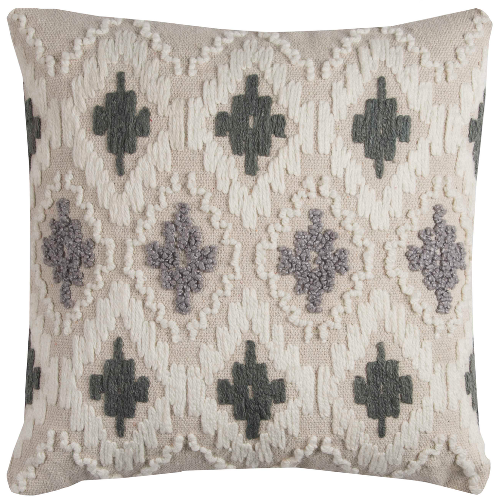 "Sophie's Diamond Pillow- 20"" x 20""- Multiple Colors - Chapin Furniture"