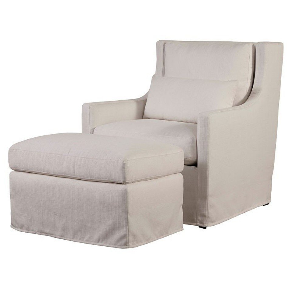 Sloane Slipcover Chair - Chapin Furniture