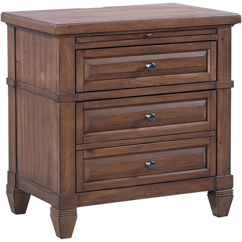 Thornton Two Drawer Nightstand