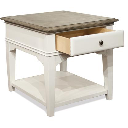 Myra Leg End Table