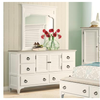 Myra Door Dresser- Multiple Colors
