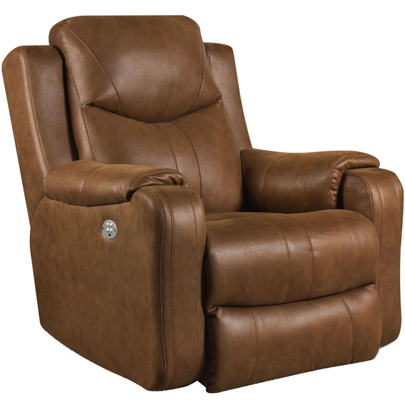 Marvel Rocker Recliner With Power Headrest - Chapin Furniture