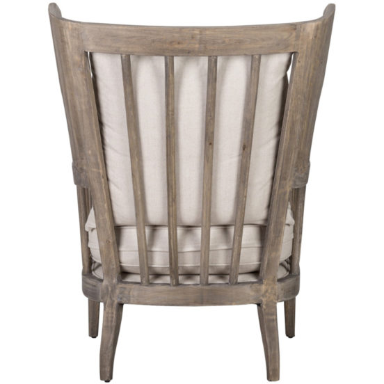 Lawrence Accent Chair- Solid or Striped - Chapin Furniture