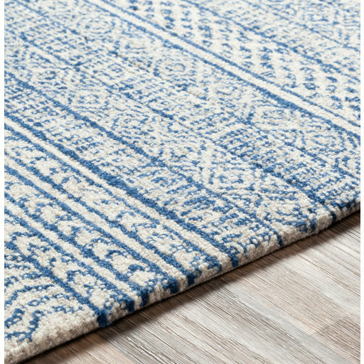 Maroc Rug- Cream OR Blue - Chapin Furniture