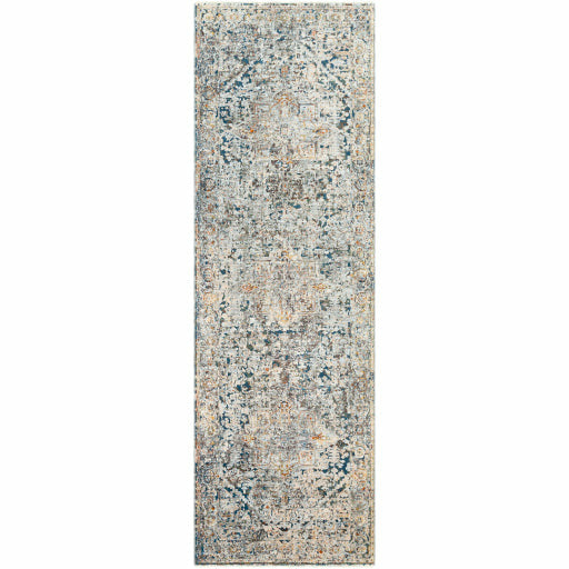 Presidential Pale Blue Rug - Chapin Furniture