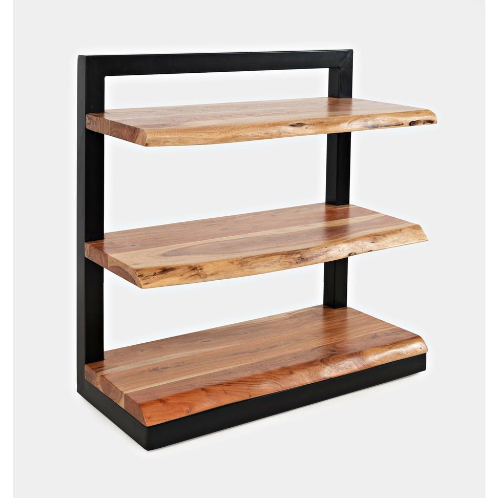 Nature's Edge 3 Shelf Bookcase - Chapin Furniture