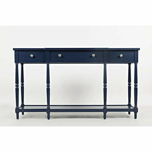 "Stately Home 60"" Console- Multiple Color Options - Chapin Furniture"