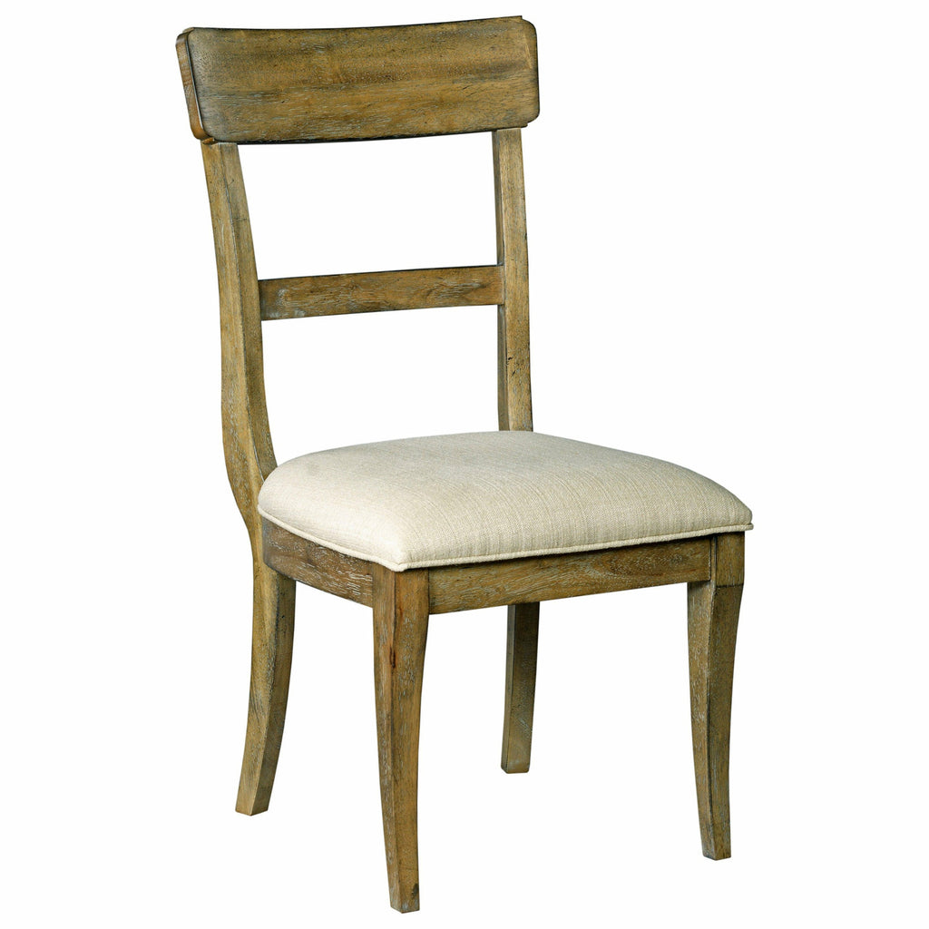 Nook Upholstered Side Dining Chair- Multiple Finishes