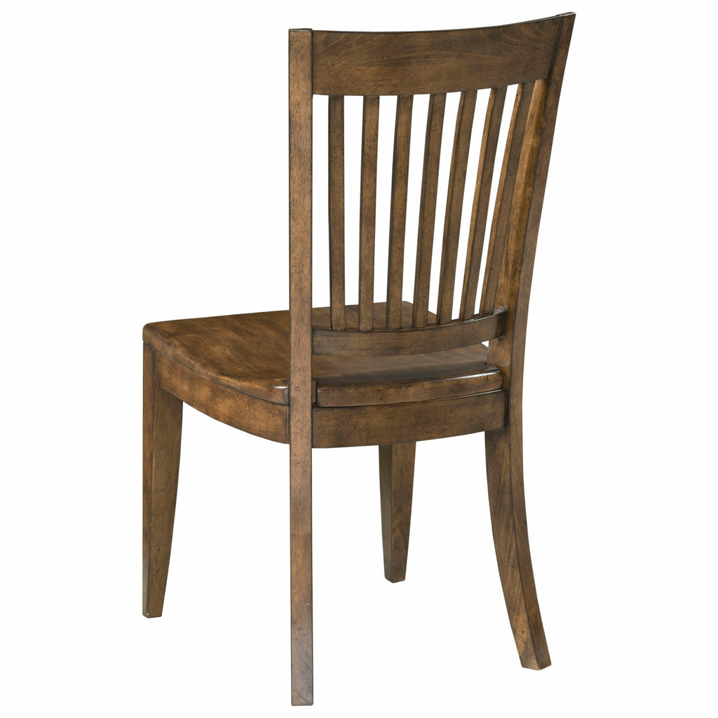 Nook Slat Back Chair- Multiple Finishes - Chapin Furniture