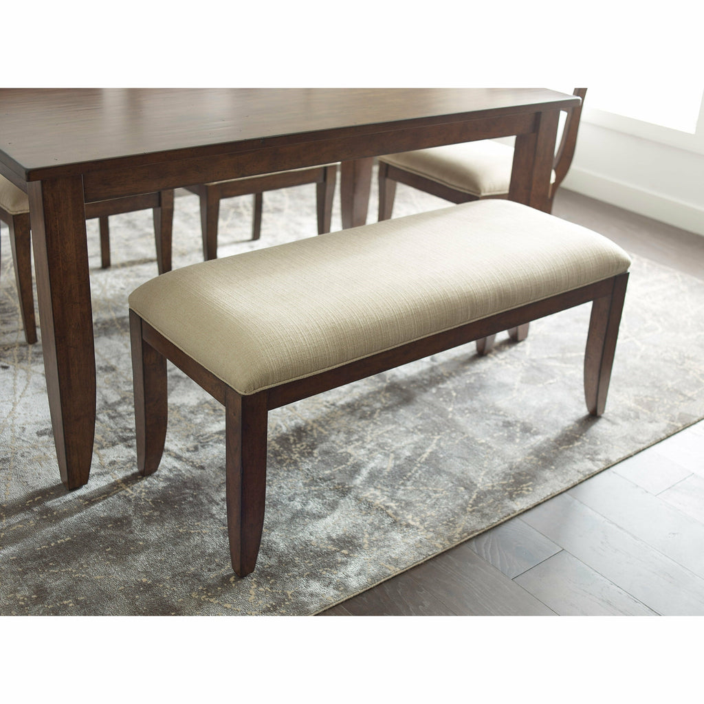 Nook Dining Parsons Bench- Multiple Finishes