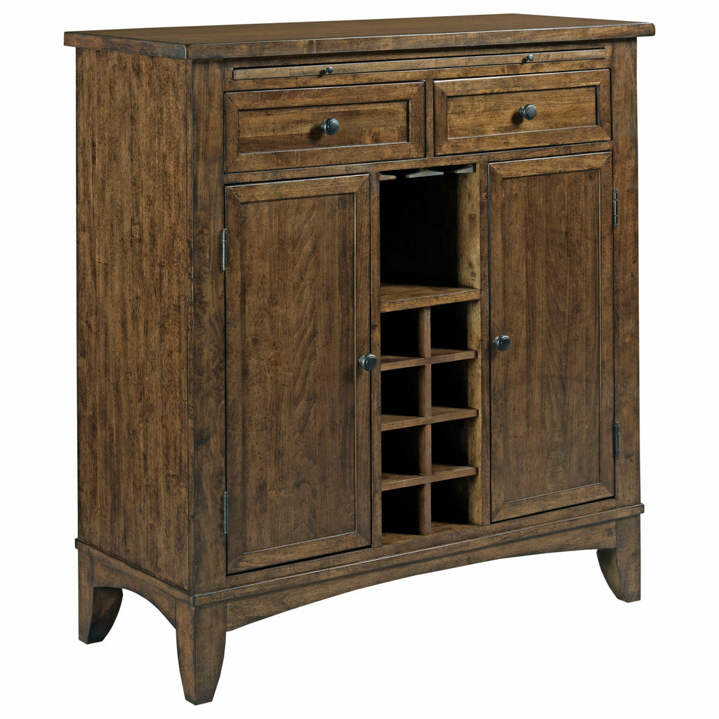 Nook Wine Server- Multiple FInishes - Chapin Furniture
