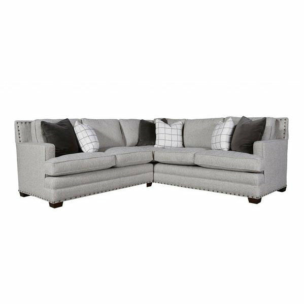 Riley Sectional- Multiple Fabric Options - Chapin Furniture
