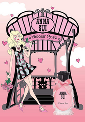 "Anna Sui ""L'Amour Rose"" Perfume"