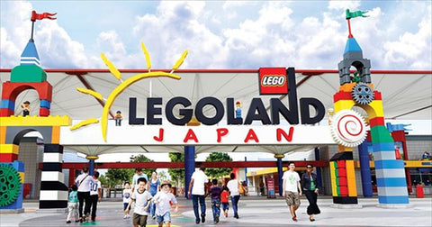 LEGO Land in Japan