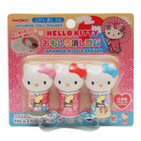 IWAKO Japanese Erasers - Hello Kitty Set