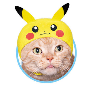 Pokemon Hat for Cats (Kawaii kawaii Neko Pokemonster)