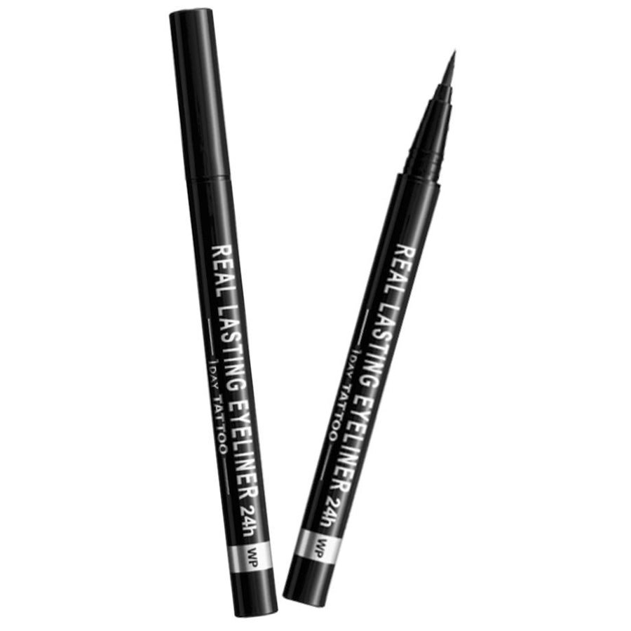One day tattoo 24h water proof Eyeliner - Brown Black BB01
