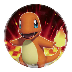 "Pokemon Center Big Can Badge ""Charmander"""