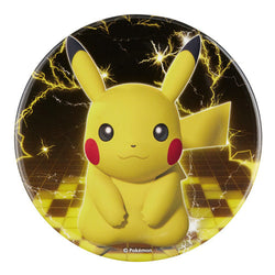 "Pokemon Center Big Can Badge ""Pikachu"""