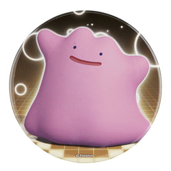 "Pokemon Center Big Can Badge ""Ditto"""