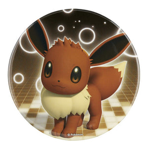 "Pokemon Center Big Can Badge ""Eevee"""