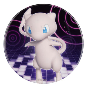 "Pokemon Center Big Can Badge ""Mew"""